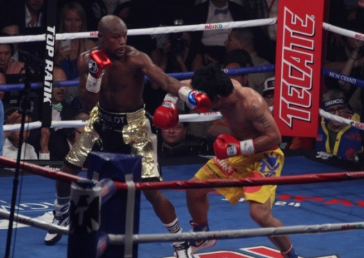 Mega Gallery: Mayweather Defeats Pacquiao by Unanimous Decision