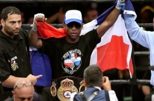 Photos: Fortuna decisions Vasquez: WBA review judges agree