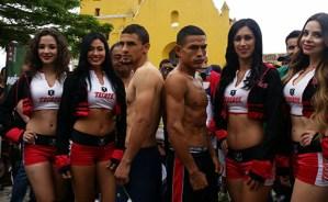 Emanuel Lopez / Rolando Giono Make Weight