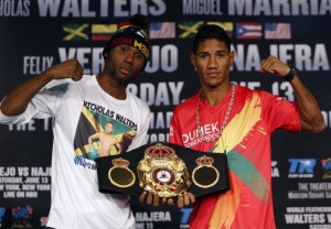 """Walters on Marriaga: """"He talks too much"""""""