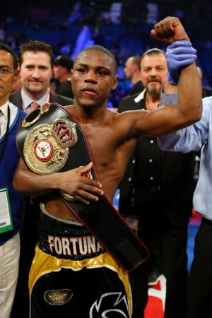 Javier Fortuna - Boxer of the month 05-2015