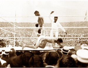 The WBA's birth helped to revive boxing in 1921
