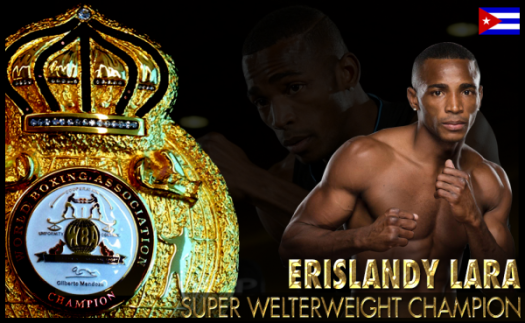 Erislandy Lara Named Boxer of the Month