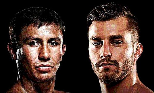 Gennady Golovkin Fights David Lemieux