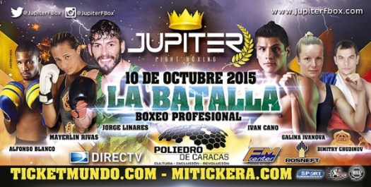 Jorge Linares to Defend WBC World Lightweight Title