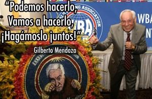 Directorio AMB nombra Presidente Emérito al Doctor Gilberto Mendoza