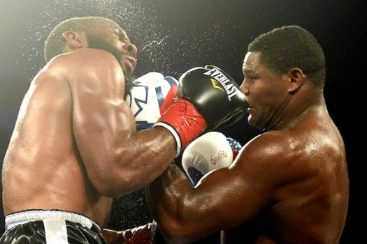 The Real King Kong Squashes Bryant Jennings