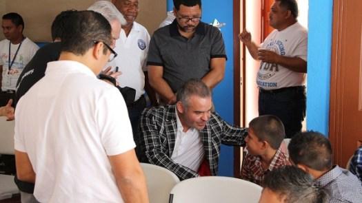 WBA Visits SOS Children's Village in El Salvador