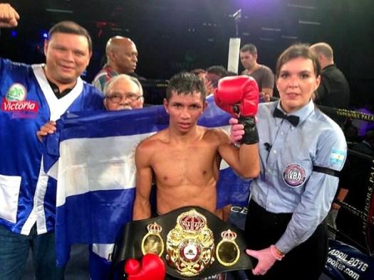 Shocker! Rojas Defeats Budler