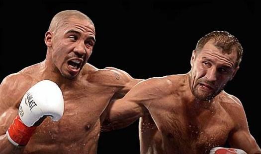 Kovalev won the WBA and IBF straps in November 2014 by beating Bernard Hopkins via unanimous decision. (Photo: Courtesy)