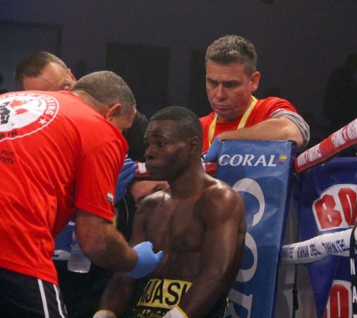 The WBA has not approved Rigondeaux-Casimero title fight