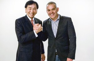 WBA and AIBA Presidents meet in Venezuela