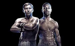 Gennady Golovkin vs. Kell Brook
