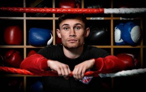 Belfast Opens Its Arms to Carl Frampton