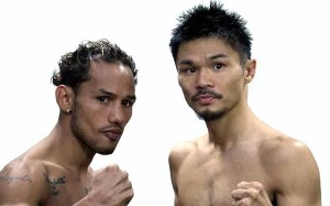 Kono and Concepcion Make Weight
