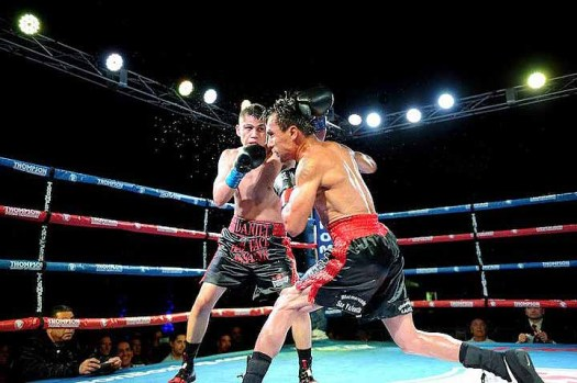 Baby Faced Assassin Retains WBA-NABA Title