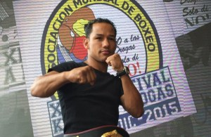 Luis Concepcion - Boxer of the month August-2016