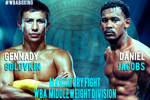 Garden Party: Golovkin vs. Jacobs on March 18