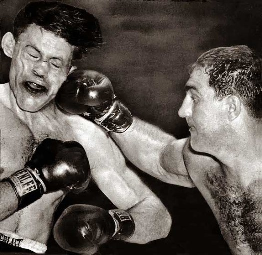 Marciano had upped his game in the three years separating the two fights.