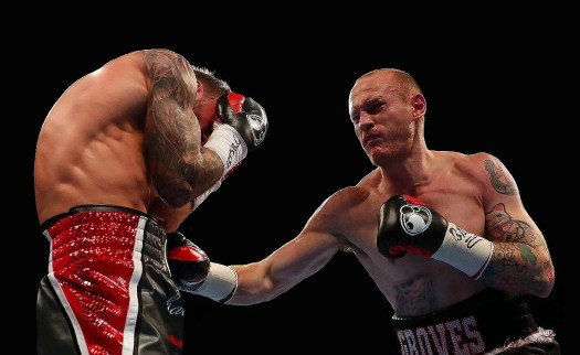 George Groves to Defend WBA International Super Middleweight Title in November