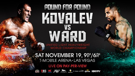 Kovalev's game is nuanced. He is not only strong. He is also smart. (Photo: Courtesy)