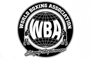 The fight was not for the Intercontinental or any other regional title associated with the WBA.