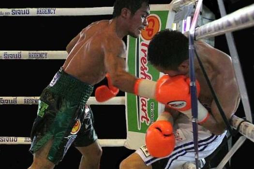 Knockout CP Freshmart Retains Minimumweight Title