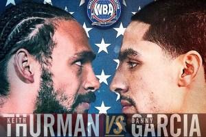Thurman y García suben al ring este sábado
