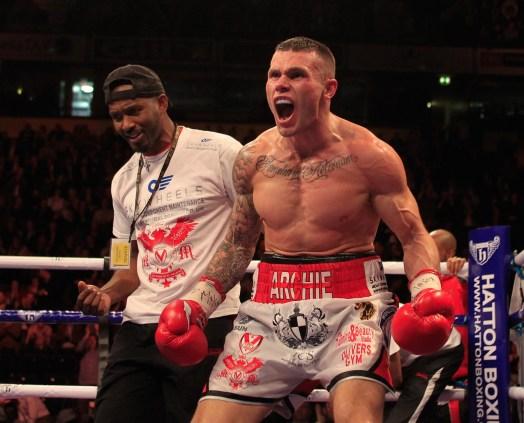 Murray is the new WBA Intercontinental Champion