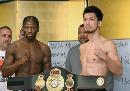 N'Dam and Murata made the weight
