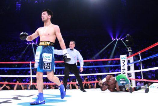 WBA ratifies Rematch N'Dam-Murata and orders Barthelemy-Relikh 2. Photo: Sumio Yamada.