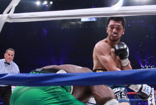 WBA orders N'Dam-Murata rematch. Photo: Sumio Yamada.
