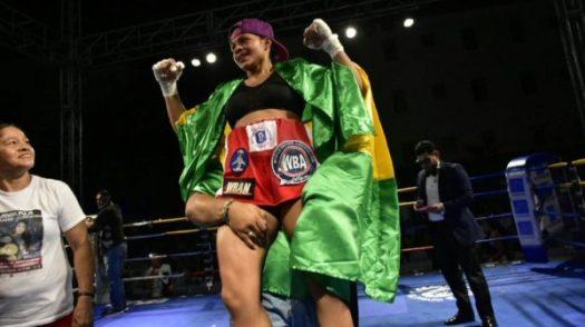 Dayana Cordero retuvo interinato AMB.