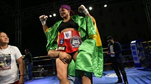 Dayana Cordero retiene su título en Barranquilla