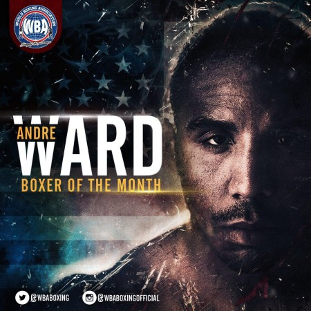 Andre Ward - Boxer of the Month June 2017
