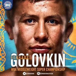Golovkin: A Middleweight that makes history each day