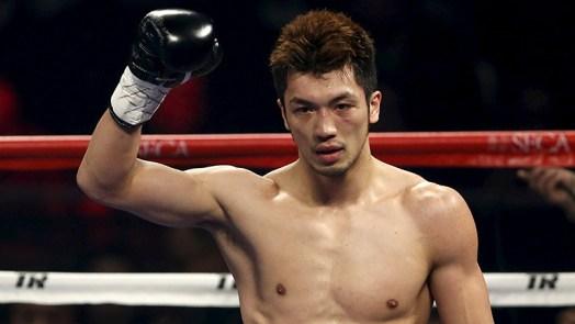 Murata starts training in Japan