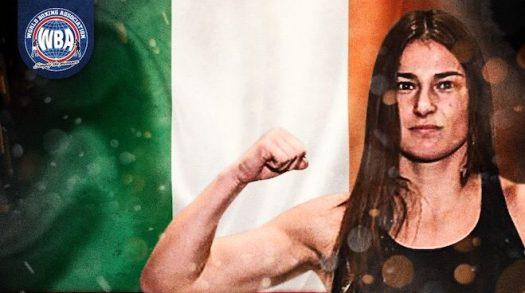 Taylor retains WBA Female Lightweight Title