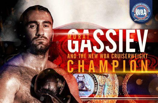 Murat Gassiev – WBA Honorable Mention February 2018