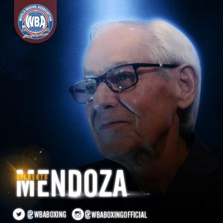 Gilberto Mendoza y su legado para el boxeo