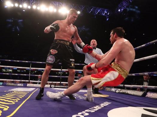 Regional WBA fights