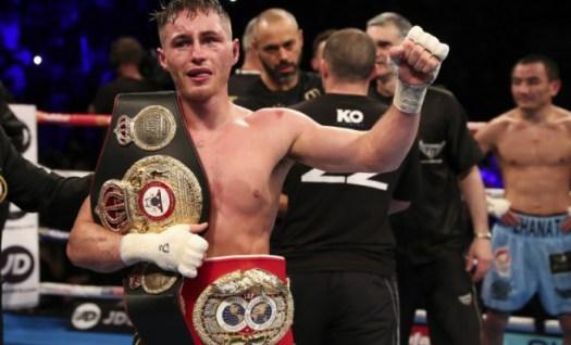 Burnett defends his WBA title against Parejo this Saturday