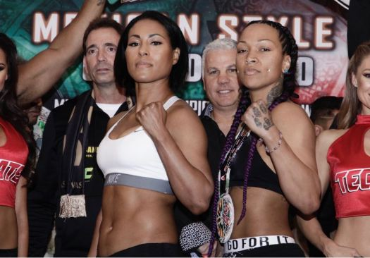 Braekhus and Reis Weigh in for Cinco de Mayo