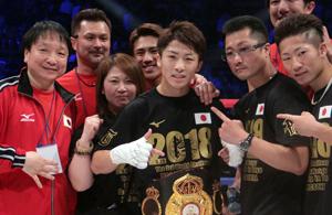 Naoya Inoue – WBA Honorable Mention May 2018