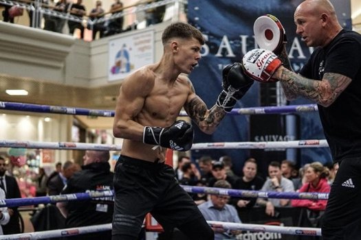 Charlie Edwards is Vying for the WBA-Continental Belt