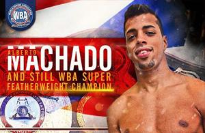 Alberto Machado – WBA Honorable Mention July 2018