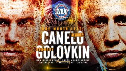 Llegó la hora a Golovkin y Canelo