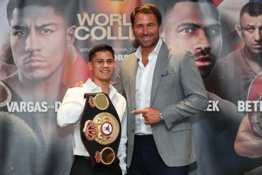 Daniel Roman Defending WBA Title on First DAZN Card