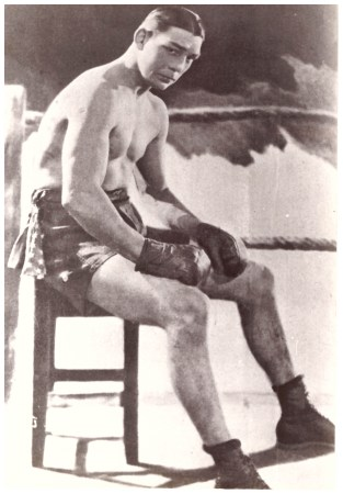 """#TBT Harry Greb: """"The Pittsburgh Windmill""""."""