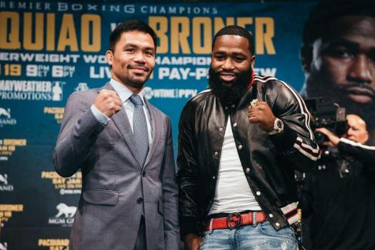 "Pacquiao on fight with Broner: ""I do not doubt that the fight will be complicated"""